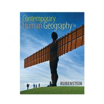 Contemporary Human Geography Book 3rd Edition