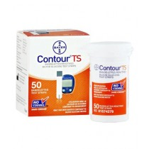 Contour TS Blood Glucose Test Strips - 50 Strips