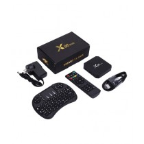 Cool Boy Mart AirMouse Keyboard With X96 Mini 4K Andriod TV Box