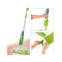 Cool Boy Mart Microfiber Large Spray Floor Mop - Green