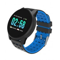 Cool Boy Mart Smart Watch For Men Blue (KY108)