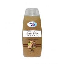 Cool & Cool Acne Control Face Scrub 200ml (F1556)