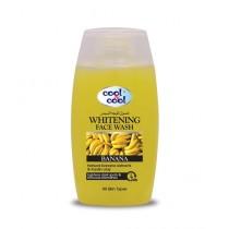 Cool & Cool Banana Whitening Face Wash 100ml (F1617)