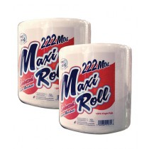 Cool & Cool Printed Maxi Toilet Roll 222 Mtrs (M1109)