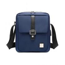 "CoolBell 10.6"" Vertical Tablet Bag Blue (CB-3007)"