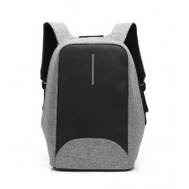 """CoolBell BALO 15.6"""" Anti Theft Travel Backpack Grey (CB-8001)"""