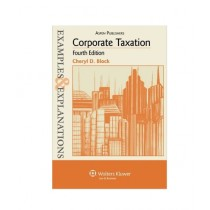 Examples & Explanations Corporate Taxation Book 4 Revised Edition