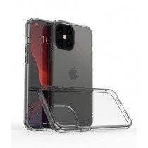 Justnet Transparent Back Cover For iPhone 12 Pro Max