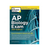 Cracking the AP Biology Exam Book 2017 Edition