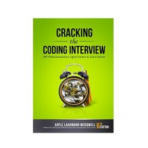 Cracking The Coding Interview Book 6th Edition
