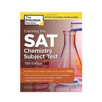 Cracking the SAT Chemistry Subject Test Book 15th Edition