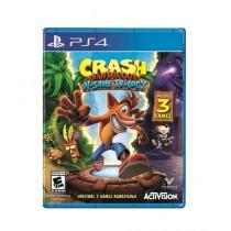 Crash Bandicoot N. Sane Trilogy Standard Edition Game For PS4
