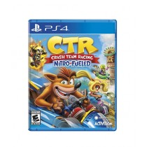 Crash Team Racing Nitro-Fueled Game For PS4