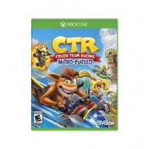 Crash Team Racing Nitro-Fueled Game For Xbox One