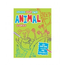 Create Your Own Animal Stories Book