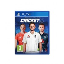 Cricket 19 The Official Game Of The Ashes Game For PS4