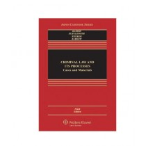 Criminal Law and Its Processes Cases and Materials Book 9th Edition