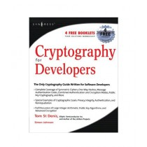 Cryptography for Developers Book 1st Edition