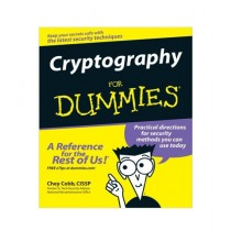 Cryptography For Dummies Book 1st Edition