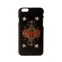 FS Couture Afro Pattern Case For iPhone 6 Black