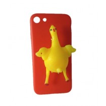 FS Couture Rubber Chick Case For iPhone 6 Red