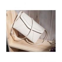Cucoon Envelope Leather Shoulder Bag For Women (LH3-208)