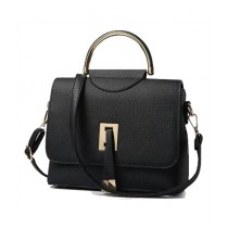 Cucoon PU Handbag For Women Black