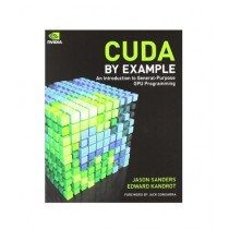 CUDA by Example Book 1st Edition