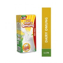 Dairy Omung Milk 1Ltr Pack Of 12