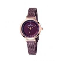 Daniel Klein Fiord Stainless Steel Watch For Women IPD.Brown (DK 11899-6)