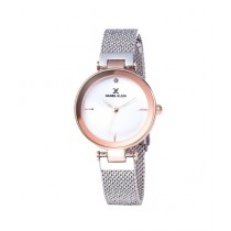 Daniel Klein Premium Stainless Steel Watch For Women Silver (DK 11903-3)