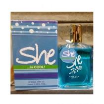 DanPak Traders She Cool Perfume For Women 100ml