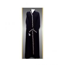 Dar ul Libaas Classic Collection Nida Silk Abaya (DLB41)