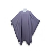 Dar ul Libaas Classic Collection Silk Abaya (DLB55)