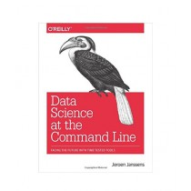 Data Science at the Command Line Book 1st Edition