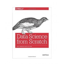 Data Science From Scratch First Principles With Python Book 1st Edition