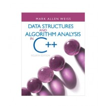 Data Structures & Algorithm Analysis in C++ Book 4th Edition