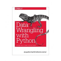 Data Wrangling with Python Book 1st Edition