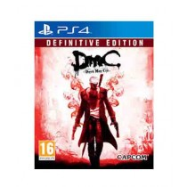DmC Devil May Cry: Definitive Edition Game For PS4