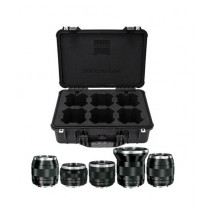 Zeiss ZE SLR Lens Case Set For Canon EF Mount