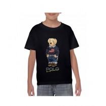 De Shadez Digital Printed T-Shirt For Boys Black