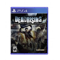 Dead Rising Standard Edition Game For PS4