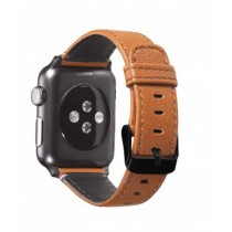 Decoded Leather Strap For Apple iWatch 38mm (D5AW38SP1BN)