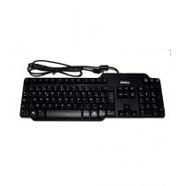 Dell Smart Key USB Wire Keyboard Black
