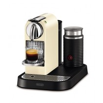 Delonghi Nespresso Citiz & Milk Espresso Coffee Machine (EN-266.CWAE)
