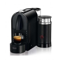 Delonghi Nespresso U Milk Espresso Coffee Machine (EN-210.BAE)
