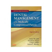 Dental Management of the Medically Compromised Patient Book 8th Edition