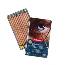 Derwent Lightfast Colored Pencils Set Of 12