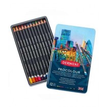 Derwent Procolor Pencil Set Of 12