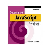 Designing with JavaScript Book 2nd Edition